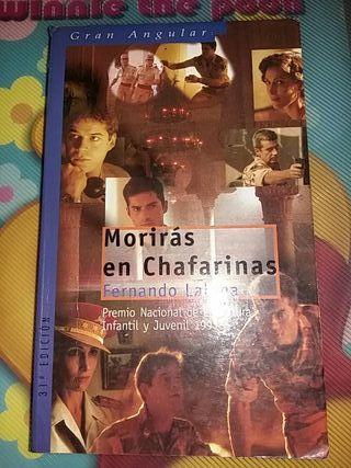 """""""Morirás en Chafarinas"""" Fernando Lalana"""