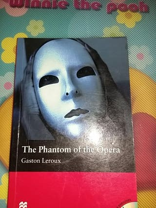 """The Phantom of the Opera"" Gaston Lexoux"