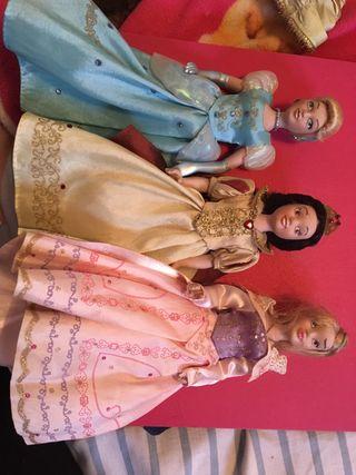 Muñecas Disney porcelana