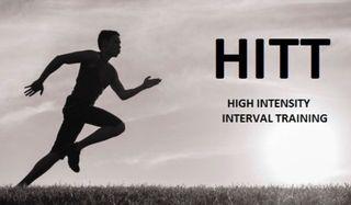 Entrenamiento alta intensidad (HIIT)PRUEBA GRATIS