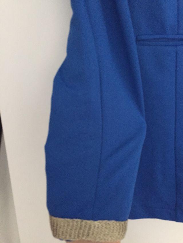Blue blazer jacket uk 10