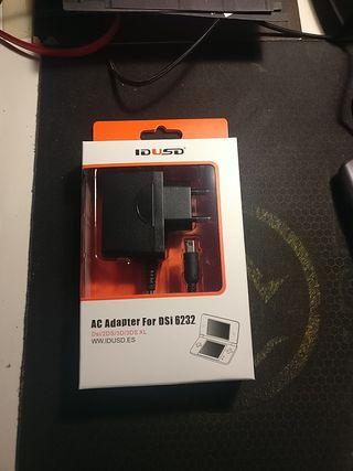 Adaptador de corriente para Nintendo DS