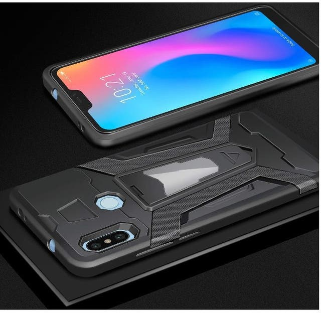 Funda + Protector Xiaomi Mi A2 Lite