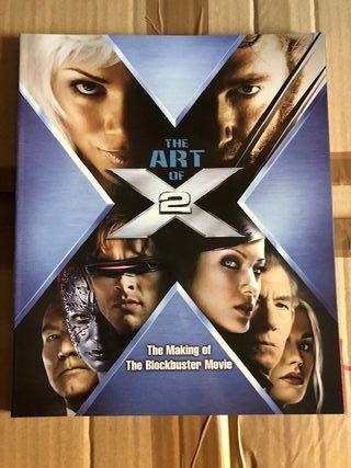 X Men y Fantastic Four Libros