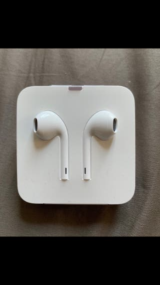 EarPods IPhone cable lightning NEUFS
