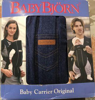 Mochila porta bebé BabyBjörn