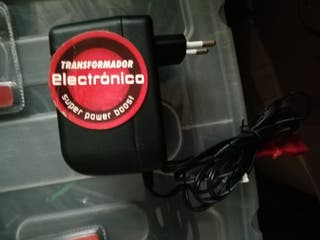 transformador Scalextric