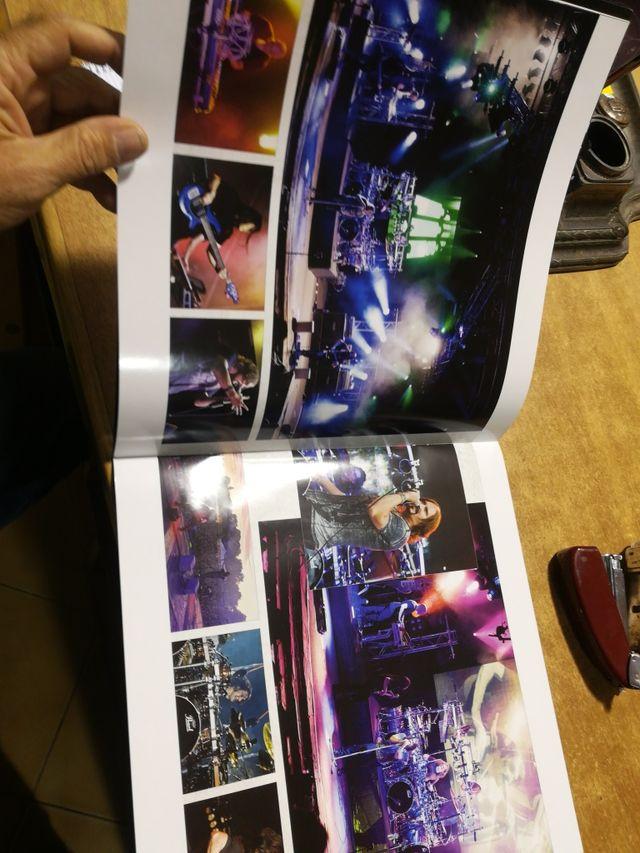 The Dream Theater Tour 2011 programa