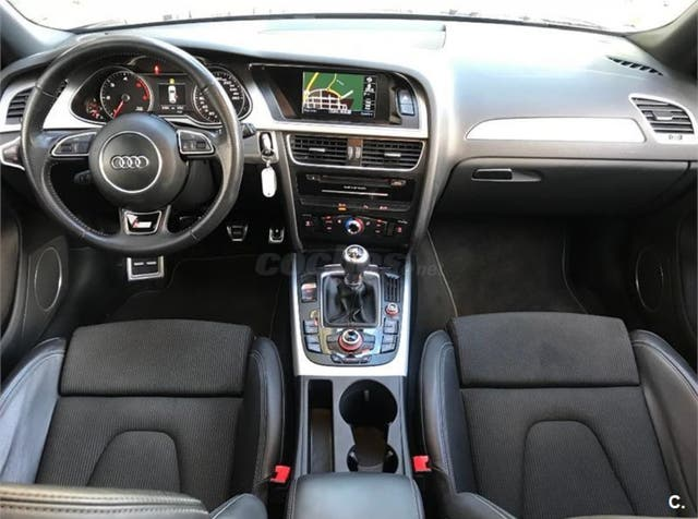 Audi A4 S-line 2014