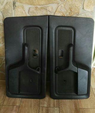 interior y asientos sport bmw e30