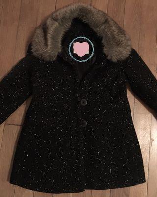 Manteau hiver fille 4 ans (102 cm)
