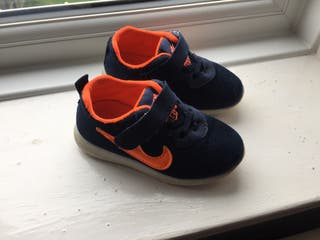 Infant size 8 shoes