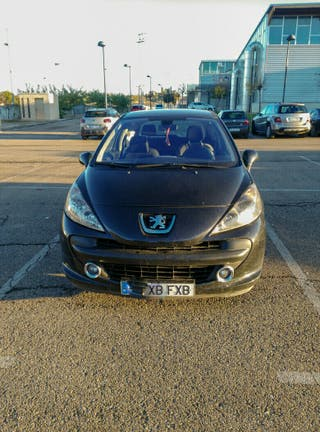 Peugeot 207 3puertas 2007