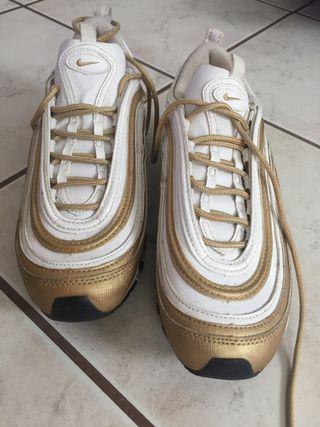 Nike air max 97 Talla 38,5