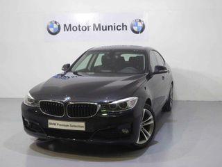 BMW Serie 3 Gran Turismo 320D Sport Automático 184cv F34 EU 6