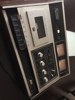 Equipo de música Technics RS271US