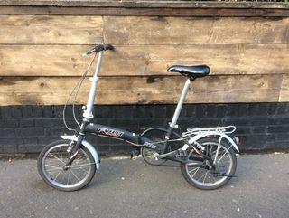 London foldable bike