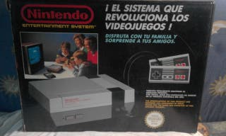 NINTENDO - Entertainment System 87 + 4 Juegos