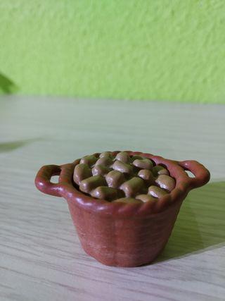 Playmobil cesto patatas mercado 0