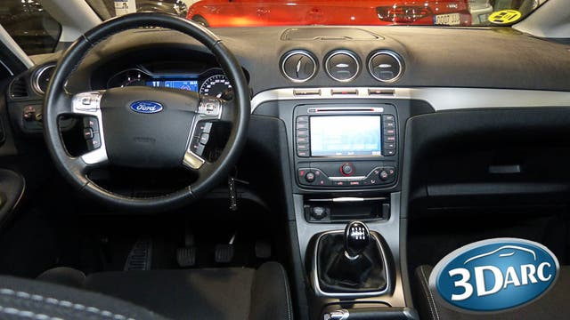 FORD S MAX 2,0 TDCI 140CV LIMITED EDITION 7 PLAZAS
