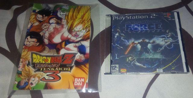 Juegos de PS2(de Goku) de segunda mano por 2 € en Chiclana