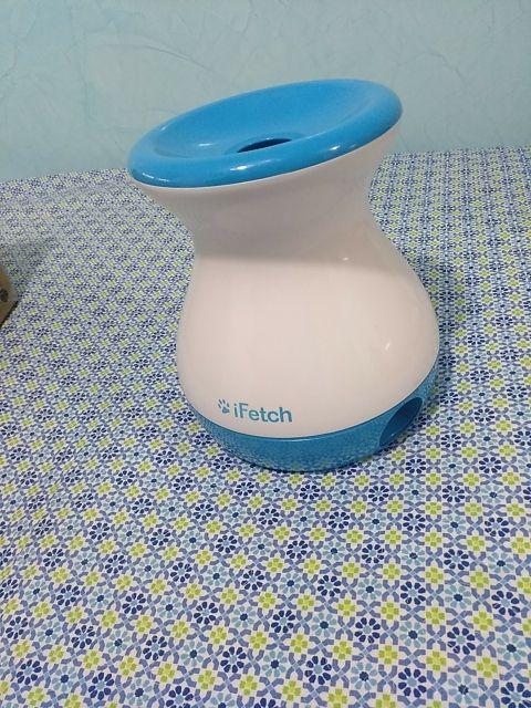 juguete para mascotas iFetch