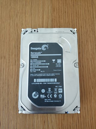Disco Duro Seagate 1Tb original Apple