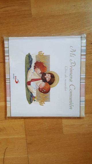 Mi primera comunion. Libro