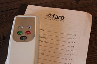 Lámparas plafón Faro Bareclona Kalo