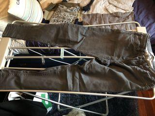 Pantalon gris easy wear