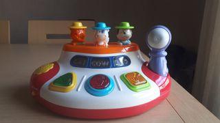juguete infantil 0-3 años