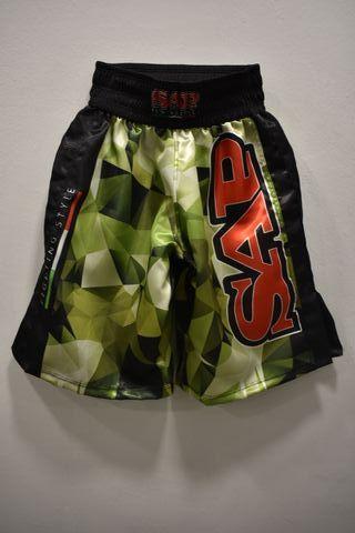 Pantalones SAP Boxeo y MMA