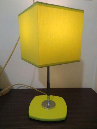 1 o 2 lamparas a 5€/unidad