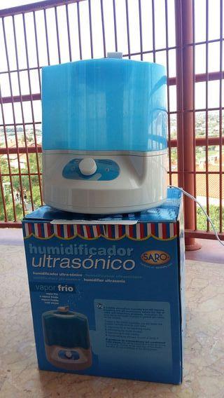 Humidificador ultrasonido vapor frio
