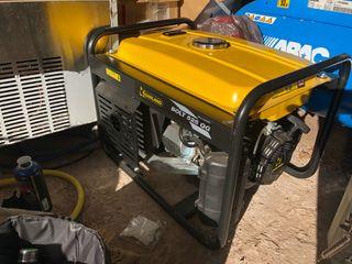 Generador grande