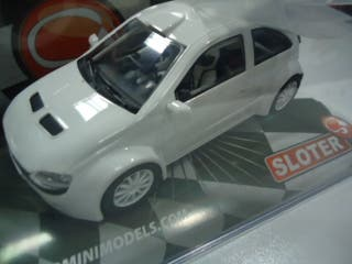 Coche Opel Corsa Super 1600 Sport Sloter para scal