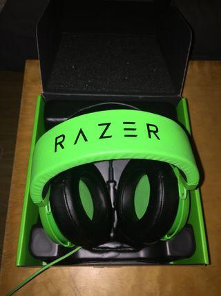 Razer Kraken Pro V2 Headset.