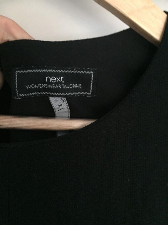Next black dress uk10
