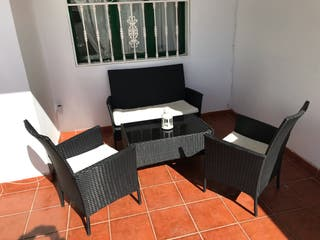 CONJUNTO JARDÍN CHILL OUT