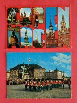 Postales Vintage Copenhagen