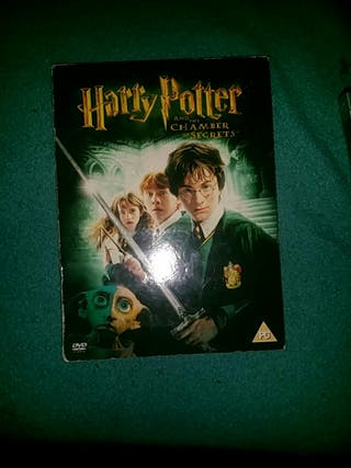 Harry potter and the chamber of secrets 2 dvd