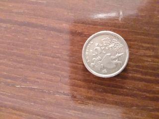 Móneda de 5. pesetas