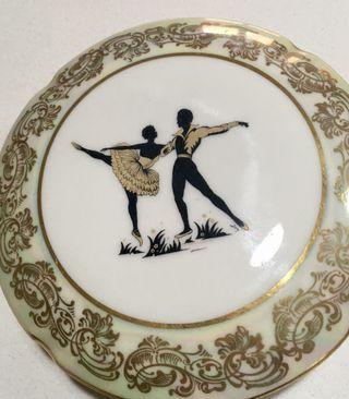 Antigüedades porcelana de limoges