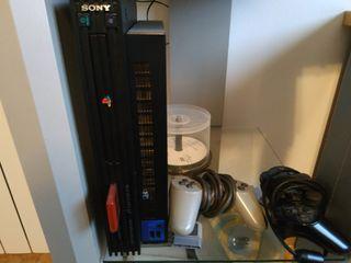 PS2 con dos mandos