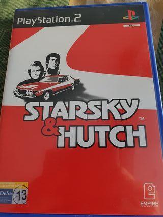 Starsky y Hutch, videojuego Playstation 2