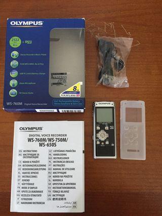 Dictaphone OLYMPUS WS-760M