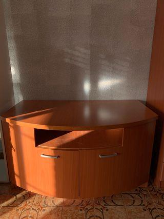 Mueble para televisor de segunda mano por 60 en madrid en wallapop - Muebles segunda mano madrid particulares ...