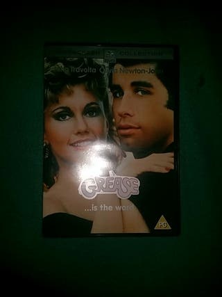 Greese the dvd