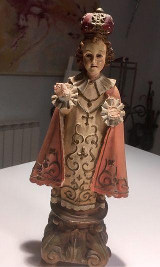 Antigüedades niño Jesús de Olot