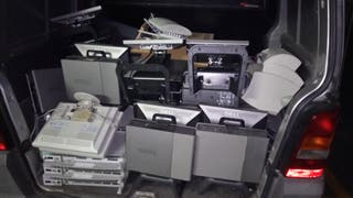 vieux ordinateur Dell